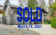 SOLD March 19 /2021